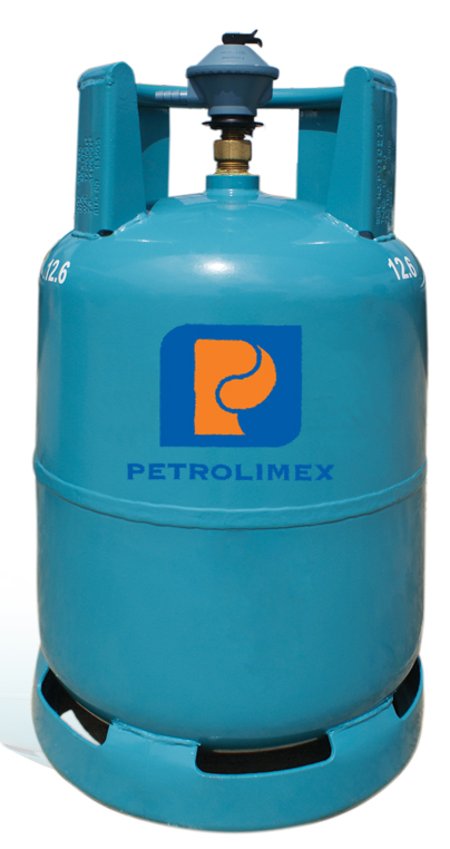 Hãng sản xuất:Gas PetrolimexĐặc tính vỏ:màu xanh ngọcKhối lượng:12kgĐặc điểm nổi bật: lửa xanh tiết kiệm gas