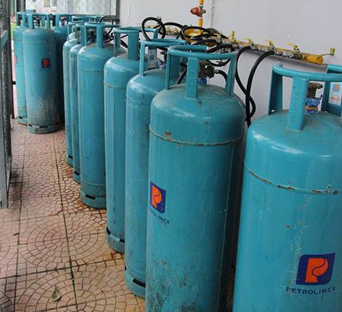 Hãng sản xuất:Gas PetrolimexĐặc tính: màu xanh nước biểnKhối lượng: 48kgĐặc điểm nổi bật: lửa xanh tiết kiệm gas