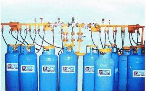 Giá gas tháng 12 giảm 33.000 đồng/bình 12kg